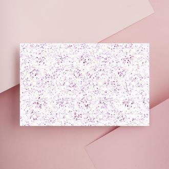 Дизайнерская бумага односторонняя А4 Ballet_Shoes 02