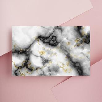 Дизайнерская бумага односторонняя А4 Marble_Textures 02
