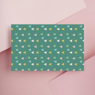 Дизайнерская бумага односторонняя А4 Еastertime 08
