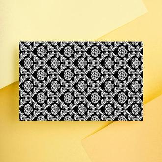 Дизайнерская бумага односторонняя А4 Bumble bee 04