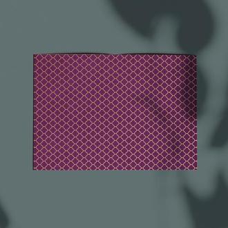 Дизайнерская бумага односторонняя А4 Frozen Heart 07