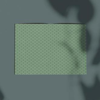 Дизайнерская бумага односторонняя А4 Frozen Heart 08