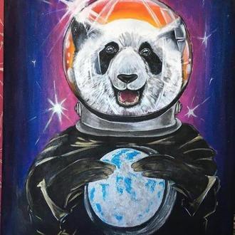 Картина «Звездный лорд»