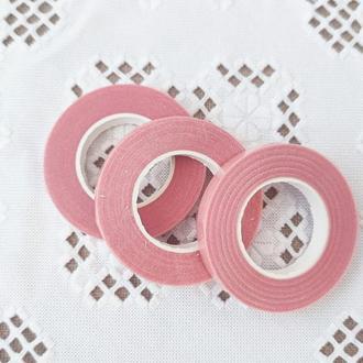 Тейп-лента розовая, 18 м