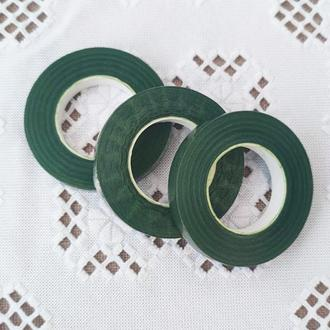 Тейп-лента зеленая, 18 м