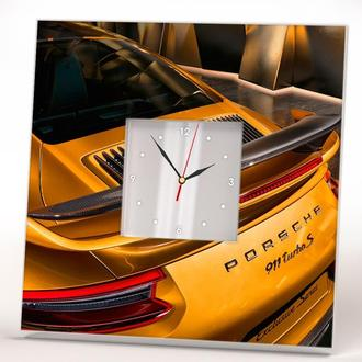Настенные часы Porsche 911