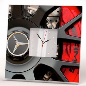 "Часы с фото ""Mercedes AMG"""