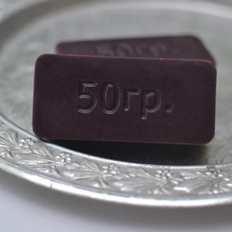 Віск бджолиний фіолетовий 50г