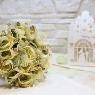 Свадебный букет «Золушка»