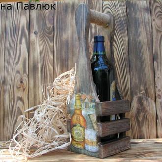 Короб для бутылок ′Вискарик′