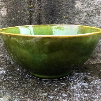 Чаша керамическая для салата/супа