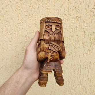 Деревянная статуэтка / Идол / Кумир «Сварог»
