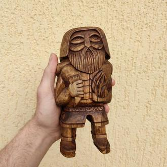 Деревянная статуэтка / Идол / Кумир «Семаргл»