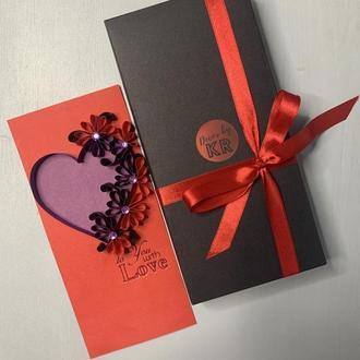 Валентинка на День закоханих