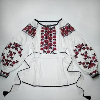 Блуза вишиванка 5804