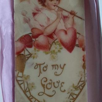 Молочный шоколад To my Love