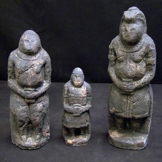 Керамическая статуэтка Скифская баба