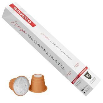 Кофе в капсулах Nespresso BOSECO Lungo Decaffeinato 10 шт