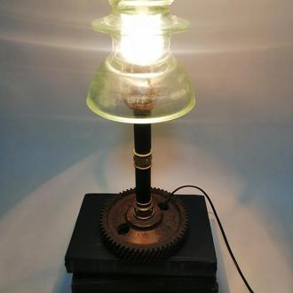 Светильник в стиле индастриал