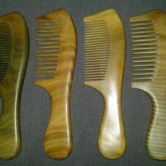Сандаловый гребень для волос