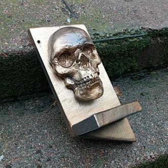 декор череп