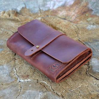 Кошелек Vintage, клатч, портмоне, унисекс