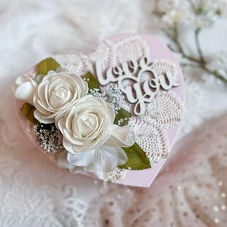 Подарок на 8 марта.,100 причин почему я тебя люблю 5