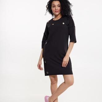 Женское платье BE UNlQUE с люверсами