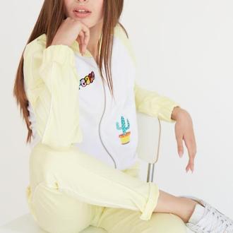 Спортивный костюм BE UNlQUE Желтый