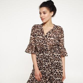Жіноча сукня BE UNlQUE Леопард