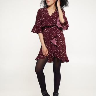 Женское платье BE UNlQUE Марсала