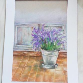 Картини пастеллю
