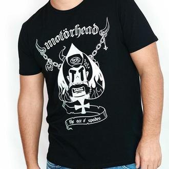 """Мужская футболка с авторским принтом """"Motorhead"""""""