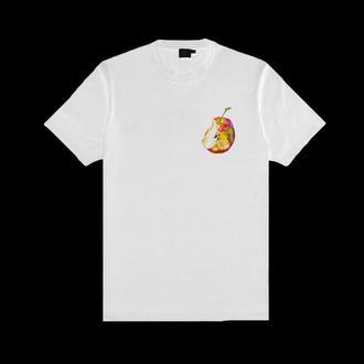 """Дизайнерская футболка с принтом """"Огрызок"""""""