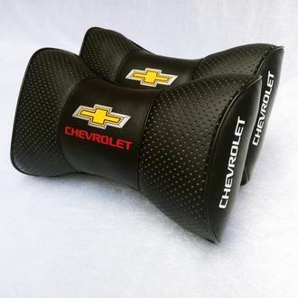 Подушка на подголовник в автомобиль Chevrolet