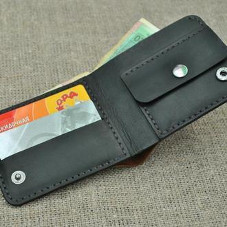 Компактный кошелечек из натуральной кожи K36-210+0