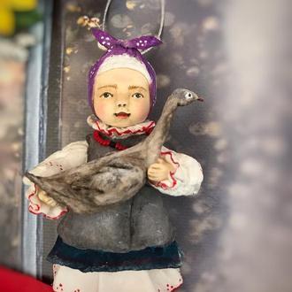 Лялечка із вати- Україночка