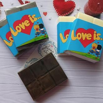 "Мыло шоколад ""Love is..."""
