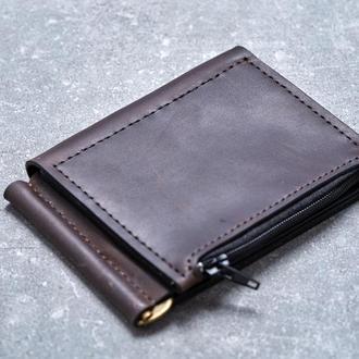 Зажим для денег (MZ002 brown)