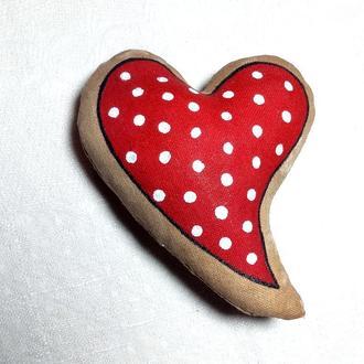 Сувенир Магнит Валентинка. Подарок на День Святого Валентина