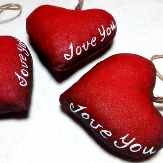 Сувенир Валентинка. Подарок на День Святого Валентина