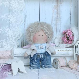 Кукла малышка мальчик