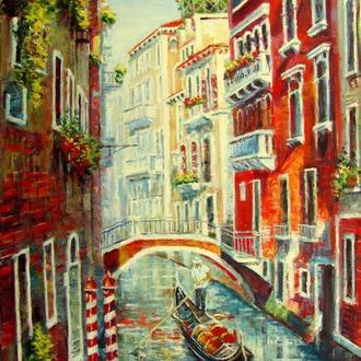 Венеція в червоному
