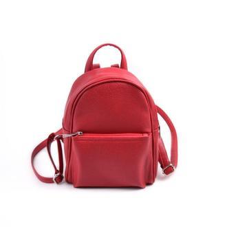 Рюкзак мини Красный