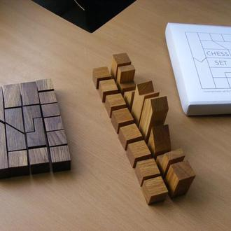 Абстрактные геометрические шахматы