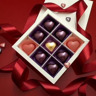 """Набір шоколадних цукерок """"Golden Нeart"""""""