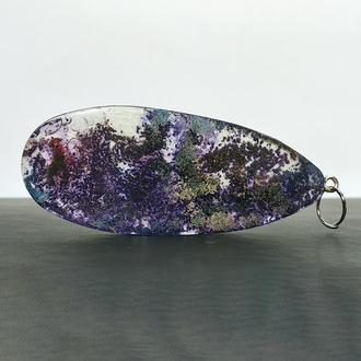 Кулон подвеска Фиолетовые грезы