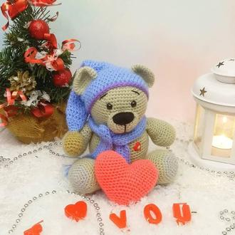 Мышки валентинки,Валентин,мышка с сердечком