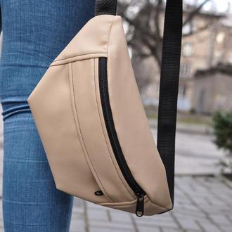 """Женская сумка на пояс  """"Tenderness"""""""