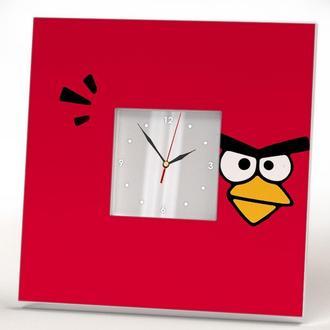 Оригінальні дитячі годинники Angry Birds